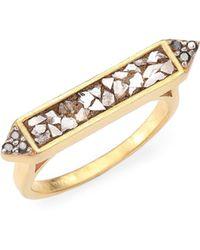 Shana Gulati - Charushila Diamond Ring - Lyst