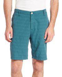 Eidos - Cotton Shorts - Lyst