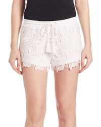 Generation Love - Nora Elasticized Lace Shorts - Lyst