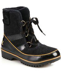 Sorel - Tivoli Ii Felt Boots - Lyst