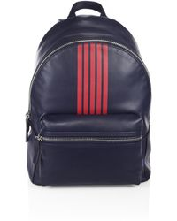 Uri Minkoff - Paul Striped Leather Backpack - Lyst