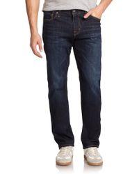 AG Jeans - Graduate Tailored Leg Jeans - Lyst