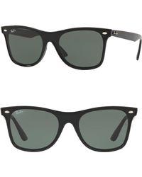Ray-Ban - 41mm Wayfarer Sunglasses - Lyst