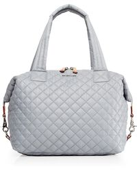 MZ Wallace - Oxford Quilted Tote Bag - Lyst