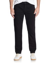 7 For All Mankind - Paxtyn Skinny Jeans - Lyst