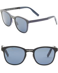Dior Homme - 23mm Square Sunglasses - Lyst