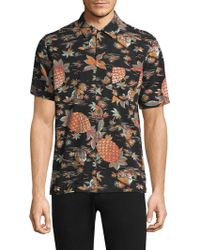 Citizens of Humanity - Graphic Button-down Shirt - Lyst