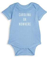 Knowlita - Baby's Carolina Or Nowhere Cotton Bodysuit - Lyst
