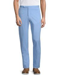Polo Ralph Lauren - Tailored Linen Pants - Lyst