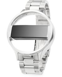 Fitbit - Public School Axis Alta Stainless Steel Links & Frame - Lyst