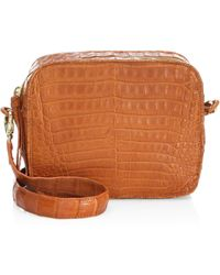 Nancy Gonzalez - Crocodile Camera Bag - Lyst