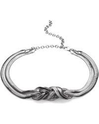 St. John - Double-strand Chain Belt - Lyst