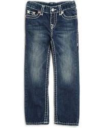 True Religion - Little Boy's Ricky Super-t Jeans - Altitude - Lyst