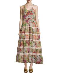Carolina K - Marieta Tiered Dress - Lyst