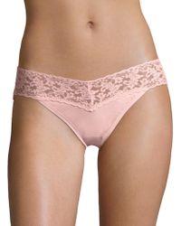 Hanky Panky - Cotton V-kini Bikini - Lyst