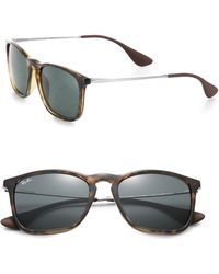 Ray-Ban - 54mm Square Sunglasses - Lyst
