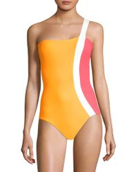 Flagpole Swim - Calu One-piece Swimsuit - Lyst
