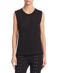 A.L.C. - Sean Muscle T-shirt - Lyst