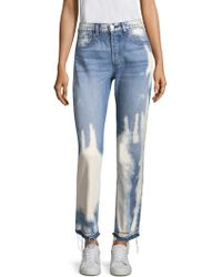 3x1 - Higher Ground Cropped Jeans - Lyst