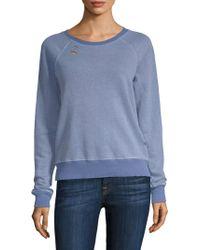 n:PHILANTHROPY - Belize Distressed Sweatshirt - Lyst