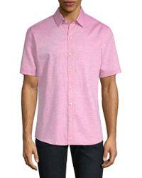 Zachary Prell - Wilcox Button-down Shirt - Lyst