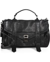 Proenza Schouler - Ps1 Medium Satchel - Lyst