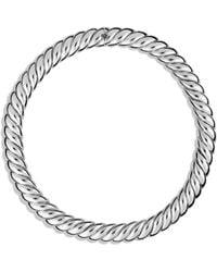 David Yurman - Hampton Cable Necklace - Lyst