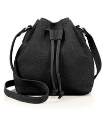 Mr. - Baker Ii Bubble Leather Bucket Bag - Lyst