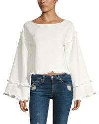 Likely - Kenmore Cropped Top - Lyst