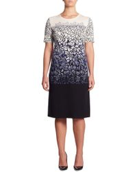 Stizzoli - Classic-fit Printed Dress - Lyst