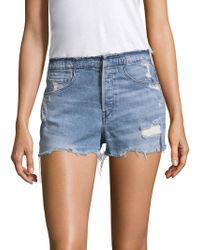 3x1 - Shelter Denim Shorts - Lyst