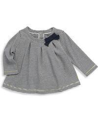 Petit Bateau - Baby's Lassy Long Sleeve Dress - Lyst