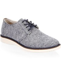 TOMS - Preston Low-top Derby Sneakers - Lyst