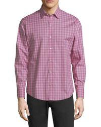 Zachary Prell - Duran Check Shirt - Lyst
