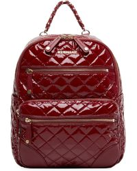 MZ Wallace - Small Crosby Backpack - Lyst