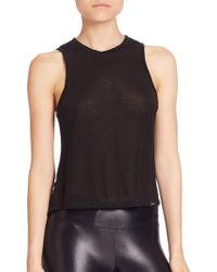 Koral - Solid Muscle Tank Top - Lyst