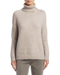 Loro Piana - Collo Alto Medny Sweater - Lyst