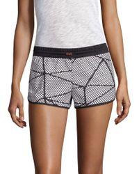 Beyond Yoga - Chromatic Shorts - Lyst