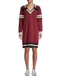 Wilt - Varsity Jumper Dress - Lyst