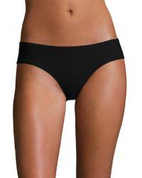 Flagpole Swim - Solid Bikini Bottom - Lyst
