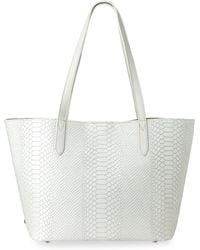 Gigi New York - Teddie Tote Bag - Lyst