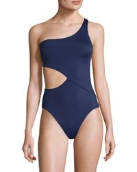 Solid & Striped - Claudia One-piece Swimsuit - Lyst
