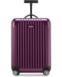 Rimowa - Ultralight Cabinet Suitcase - Lyst