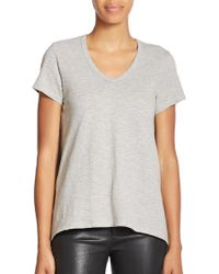 Wilt - Shrunken Boyfriend Cotton Tee - Lyst