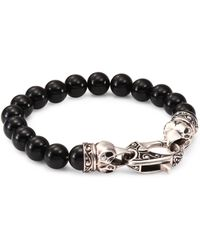 Stephen Webster - Raven Head Sterling Silver Bracelet - Lyst