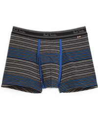 Paul Smith - Striped Knit Boxers - Lyst