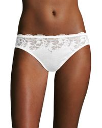 Wacoal - Lace Affair Bikini Brief - Lyst