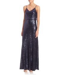 Jenny Yoo - Jules Sequin Tulle Gown - Lyst