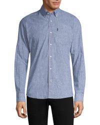 Barbour - Austin Button-down Shirt - Lyst