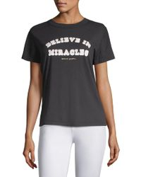 Spiritual Gangster - Miracles Tee - Lyst